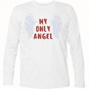 Koszulka z długim rękawem My only angel