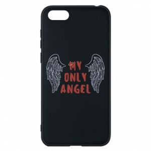 Huawei Y5 2018 Case My only angel