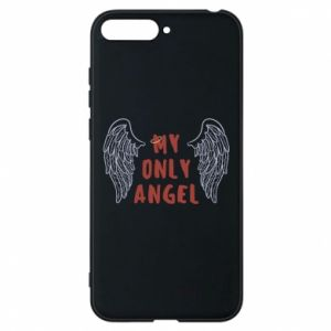 Huawei Y6 2018 Case My only angel