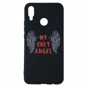 Huawei P Smart Plus Case My only angel