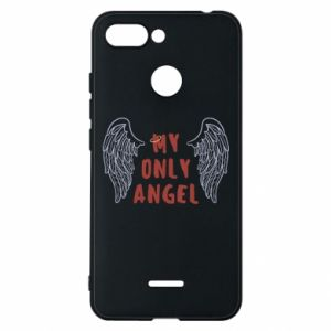 Xiaomi Redmi 6 Case My only angel