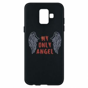 Samsung A6 2018 Case My only angel