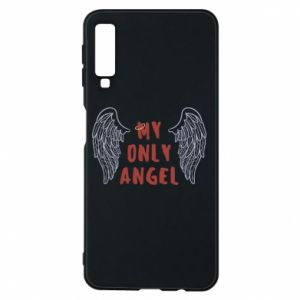 Samsung A7 2018 Case My only angel
