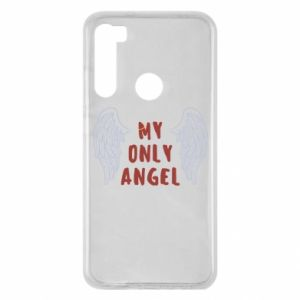 Xiaomi Redmi Note 8 Case My only angel