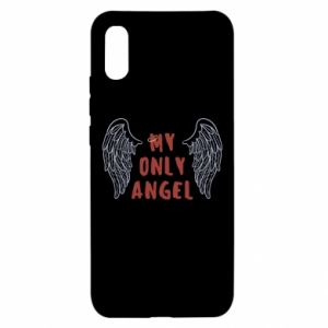 Xiaomi Redmi 9a Case My only angel