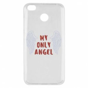Xiaomi Redmi 4X Case My only angel