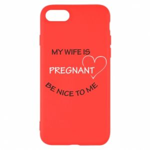 iPhone SE 2020 Case My wife is pregnant