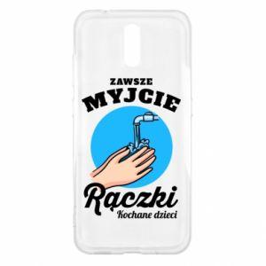 Nokia 2.3 Case Wash their hands