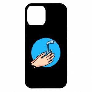 Etui na iPhone 12 Pro Max Myjcie rączki