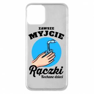 iPhone 11 Case Wash their hands