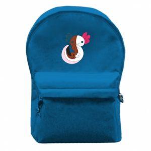 Plecak z przednią kieszenią Mysterious animal