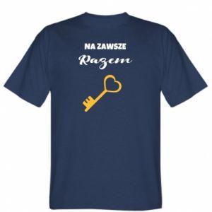 T-shirt Together forever, for Him