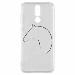 Etui na Huawei Mate 10 Lite Nadruk - koń