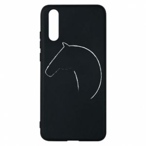 Phone case for Huawei P20 Print - horse