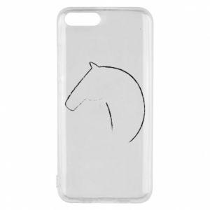 Etui na Xiaomi Mi6 Nadruk - koń
