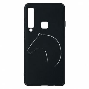 Phone case for Samsung A9 2018 Print - horse
