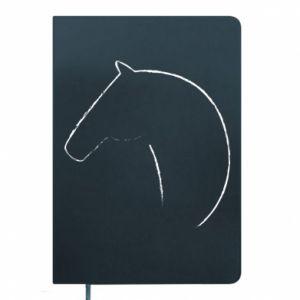 Notes Nadruk - koń