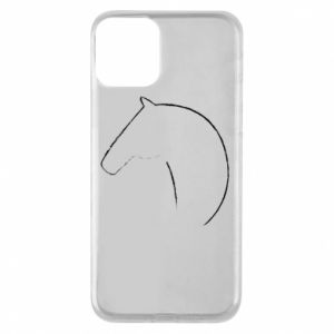 Etui na iPhone 11 Nadruk - koń