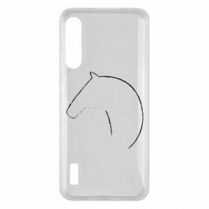 Etui na Xiaomi Mi A3 Nadruk - koń