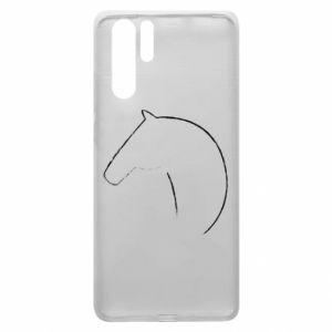 Etui na Huawei P30 Pro Nadruk - koń