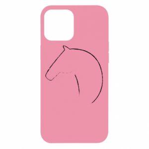 Etui na iPhone 12 Pro Max Nadruk - koń