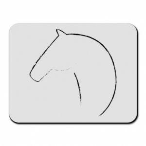 Podkładka pod mysz Nadruk - koń