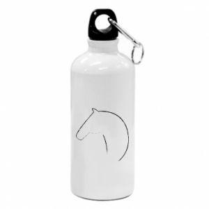 Bidon turystyczny Nadruk - koń