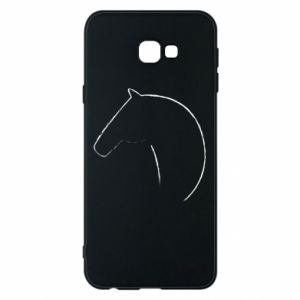 Phone case for Samsung J4 Plus 2018 Print - horse