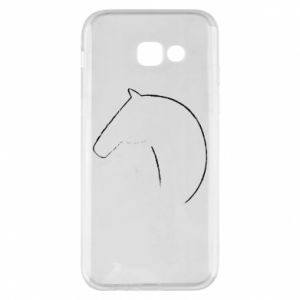 Phone case for Samsung A5 2017 Print - horse