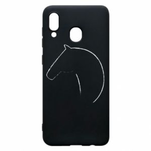 Phone case for Samsung A30 Print - horse
