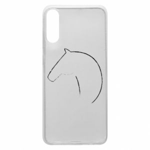 Phone case for Samsung A70 Print - horse