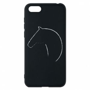 Phone case for Huawei Y5 2018 Print - horse - PrintSalon