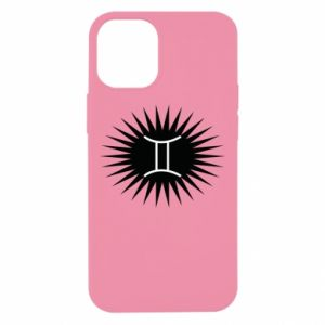 """iPhone 12 Mini Case Print with an inscription """"Twins"""""""
