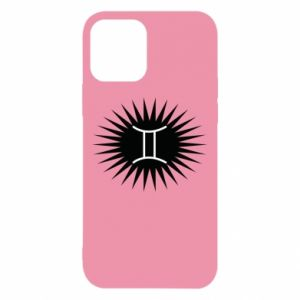 """iPhone 12/12 Pro Case Print with an inscription """"Twins"""""""