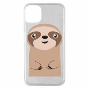 Etui na iPhone 11 Pro Naive sloth