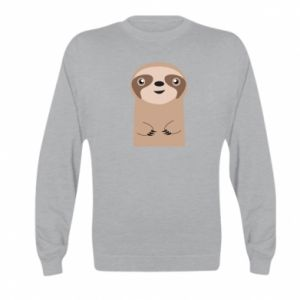Bluza dziecięca Naive sloth