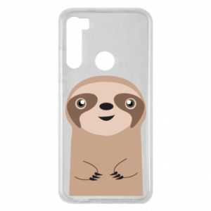 Etui na Xiaomi Redmi Note 8 Naive sloth