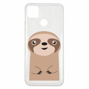 Xiaomi Redmi 9c Case Naive sloth