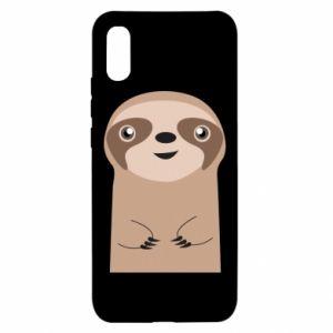 Etui na Xiaomi Redmi 9a Naive sloth
