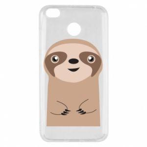 Etui na Xiaomi Redmi 4X Naive sloth
