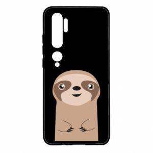 Etui na Xiaomi Mi Note 10 Naive sloth