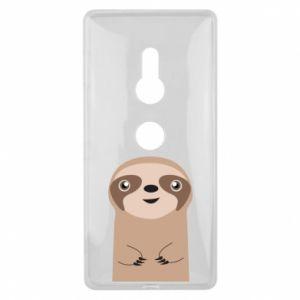 Etui na Sony Xperia XZ2 Naive sloth