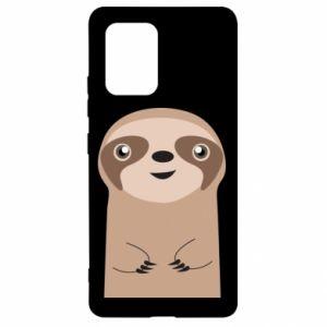 Etui na Samsung S10 Lite Naive sloth
