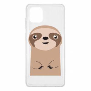 Etui na Samsung Note 10 Lite Naive sloth