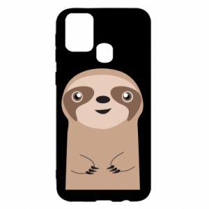 Etui na Samsung M31 Naive sloth