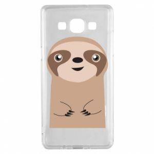 Etui na Samsung A5 2015 Naive sloth