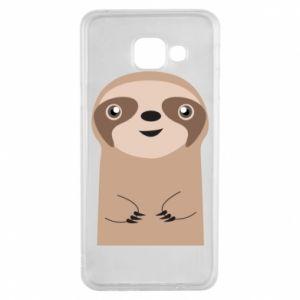 Etui na Samsung A3 2016 Naive sloth