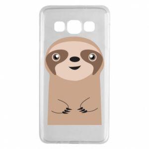 Etui na Samsung A3 2015 Naive sloth