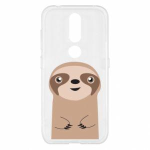 Etui na Nokia 4.2 Naive sloth