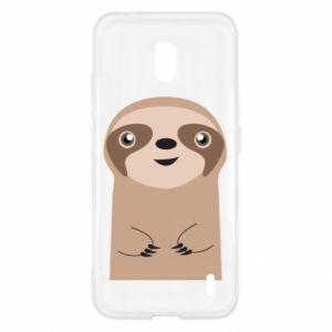 Etui na Nokia 2.2 Naive sloth